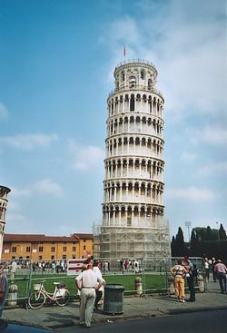 Pise la tour pench e - La tour penchee de pise ...